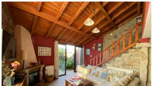 Casa Rural Completa con piscina: 7 días de Vacaciones Deluxe