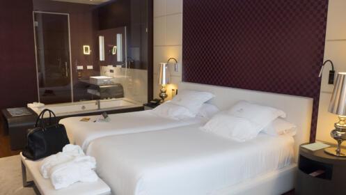 Escapada de lujo y relax en Gran Hotel Nagari*****. Alojamiento, Desayuno y Spa
