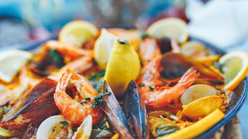Magnífico plan con Menú Gourmet y Sesión Termal en Gran Talaso Sanxenxo