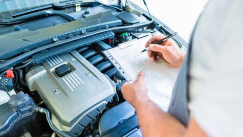 Cambio de pastillas de freno y revisión de tu vehículo