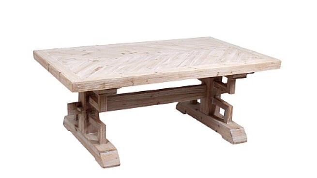 Meso de centro o mesa de comedor madera