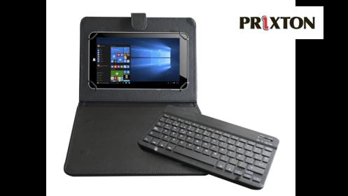 """Tablet 7"""" + teclado + funda Prixton"""