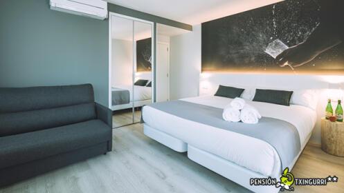 Astigarraga: Sidrería + Alojamiento