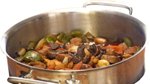 Delicioso menú Hot Pot para 2 personas